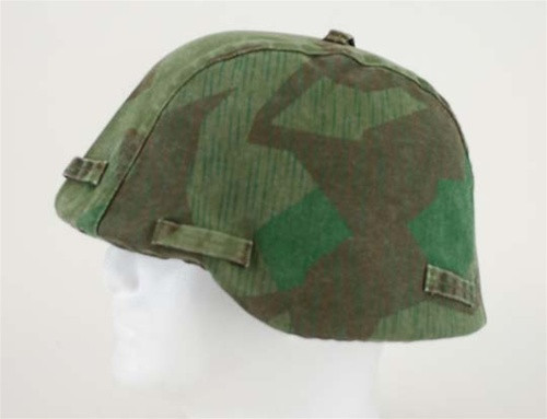 Splinter Camo Helmet Cover