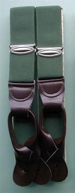 WWI German Army Trouser Braces from Hessen Antique