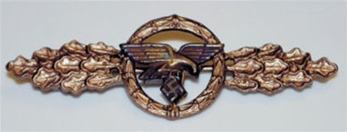 Luftwaffe Transport and Glider Squadron Clasp - Bronze from Hessen Antique