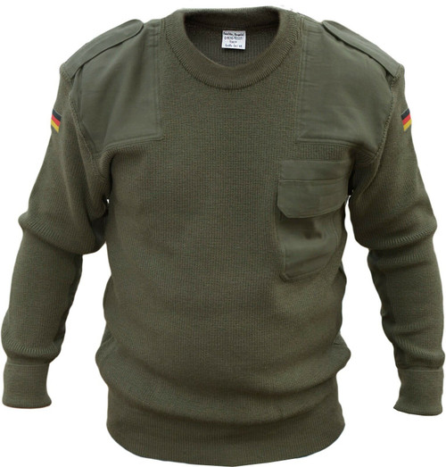 Bw Commando Sweater