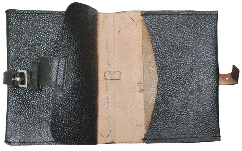 Soldaten Black Leather Wallet