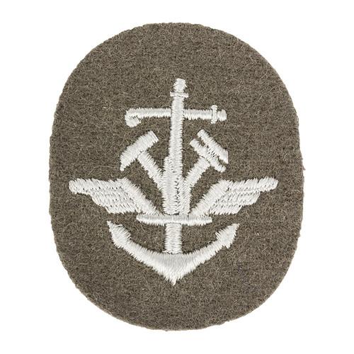 East German Army Service Career Badges