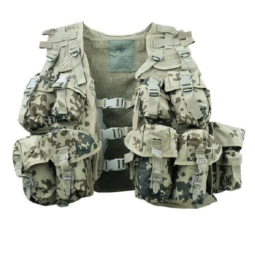 TACTICAL Assault Vest - Tropical