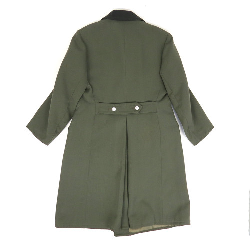 East German Army Officer Greatcoat