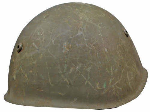 Italian M33 Helmet - Post War - Large Size 60 (7-1/2)