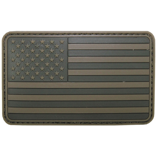 3D Patch, USA, Subdued OD