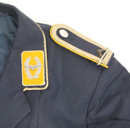 Bw Luftwaffe Female Fähnrich Blue Uniform Jacket: Medium