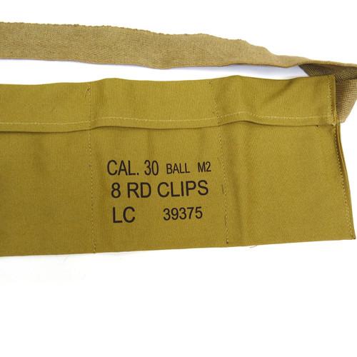 30-06 Rifle Ammo Bandolier