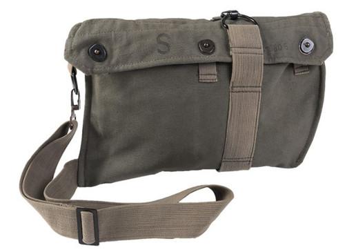 Serbian Army Gas Mask Bag