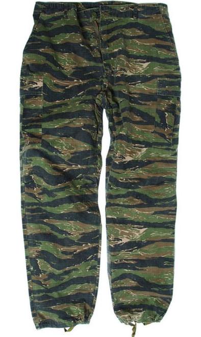 Vietnam Style Tiger Stripe Fatigue Pants