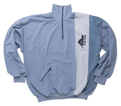 Czech Military Blue-Gray PT Sweatshirt