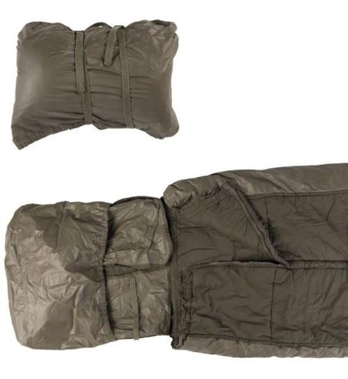 French Army OD M63 Sleeping Bag - Used