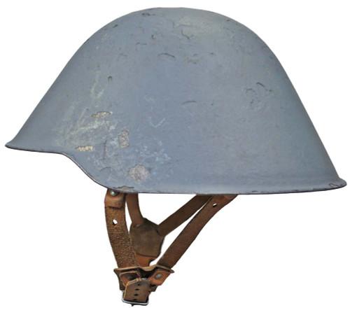 Original East German NVA M56/76 Helmet - #1