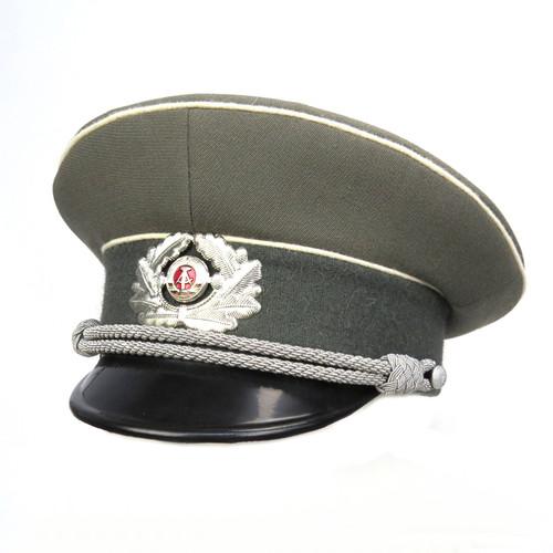 East German Officer's Visor Cap