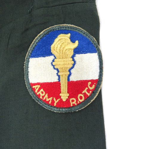 Vintage Cadet Uniform Shirt