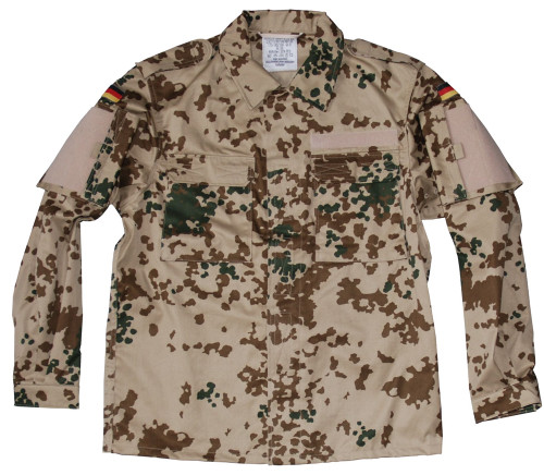 Bw Commando Field Blouse - Tropical from Hessen Antique