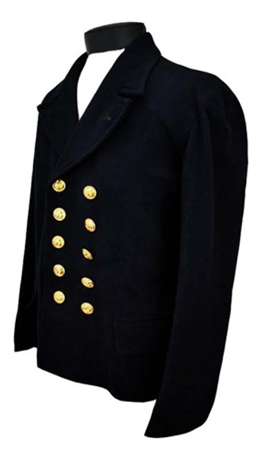 KM Pea Coat