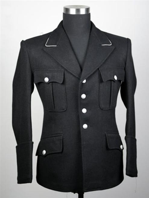 SS M32 Officer Gabardine Jacket from Hessen Antique