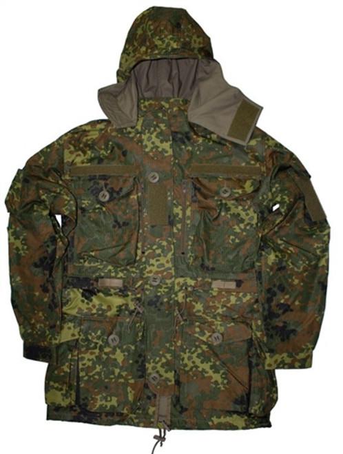 Bw KSK Battle Jacket - Ripstop from Hessen Antique