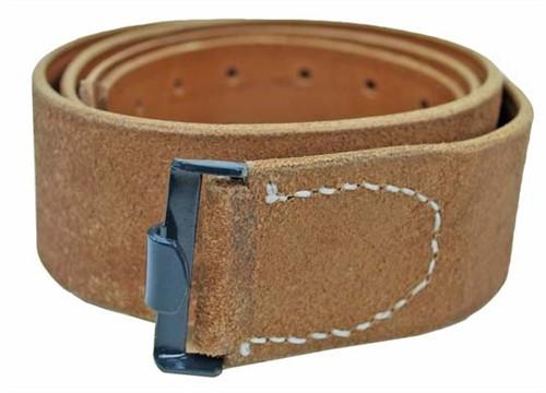 German 1909 Leather Equipment Belt from Hessen Antique