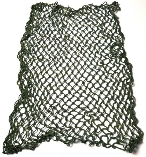 Reproduction OD GI M1 Helmet Net - New from Hessen Antique