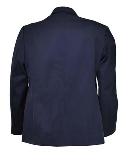 KM Officer's Reefer Gabardine Jacket from Hessen Antique