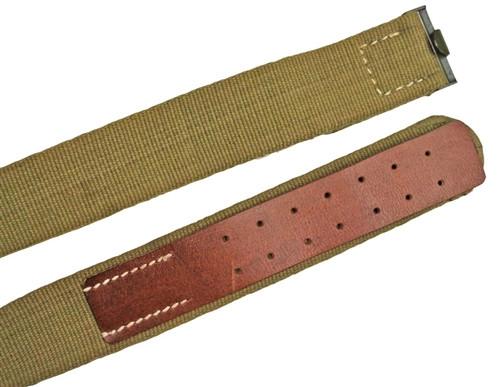 DAK Tropical Equipment Belt from Hessen Antique
