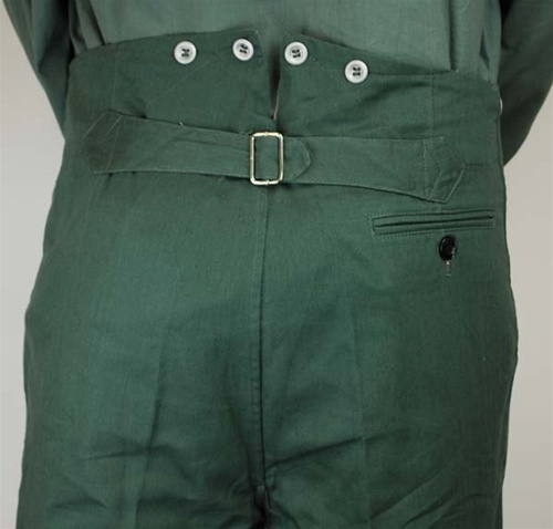 German HBT Trousers from Hessen Antique