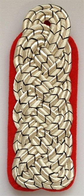 Slip-on Pattern Prussian Major Shoulder Boards from Hessen Antique
