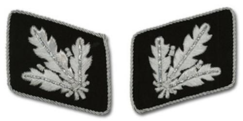 SS General Officer Collar Tabs (Kragenspiegel)