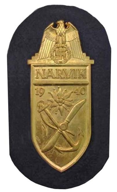 Narvik Shield - Gold