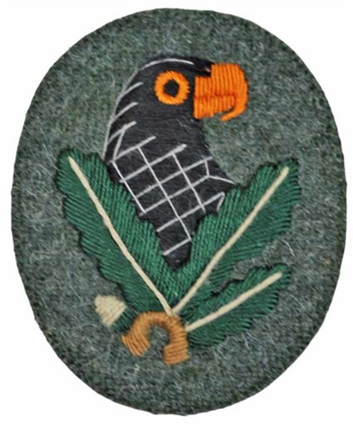 Sniper's Badge 3rd Class from Hessen Antique