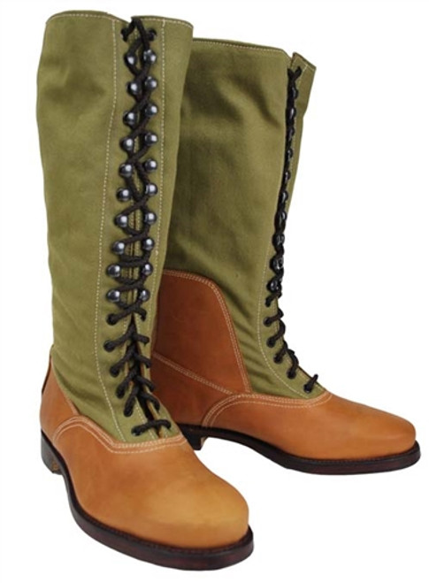 DAK Boots with hobnails from Hessen Antique