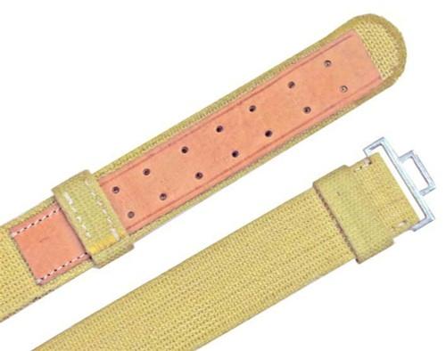 Wehrmacht Officer's DAK Belt & Buckle from Hessen Antique