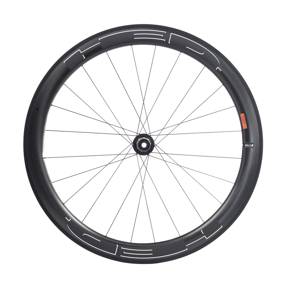 HED Jet RC5 Plus Disc Brake Wheelset - Black