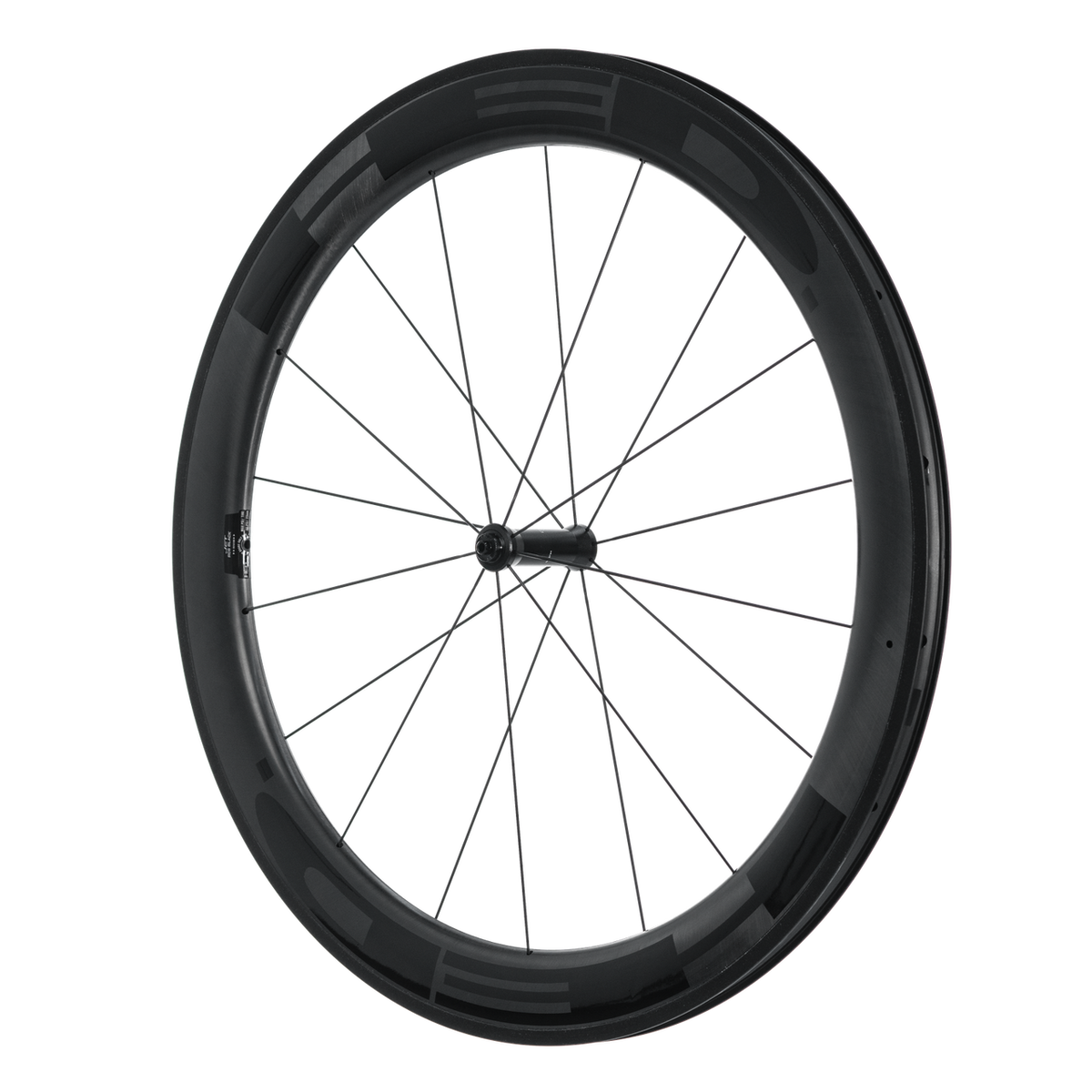 HED Jet RC5 Plus Black Edition Wheel Set