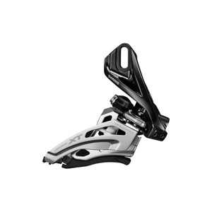 Side Swng E-Type Shimano Deore-XT 3x11 Front Derailleur FD-M8000-E Frnt Pull