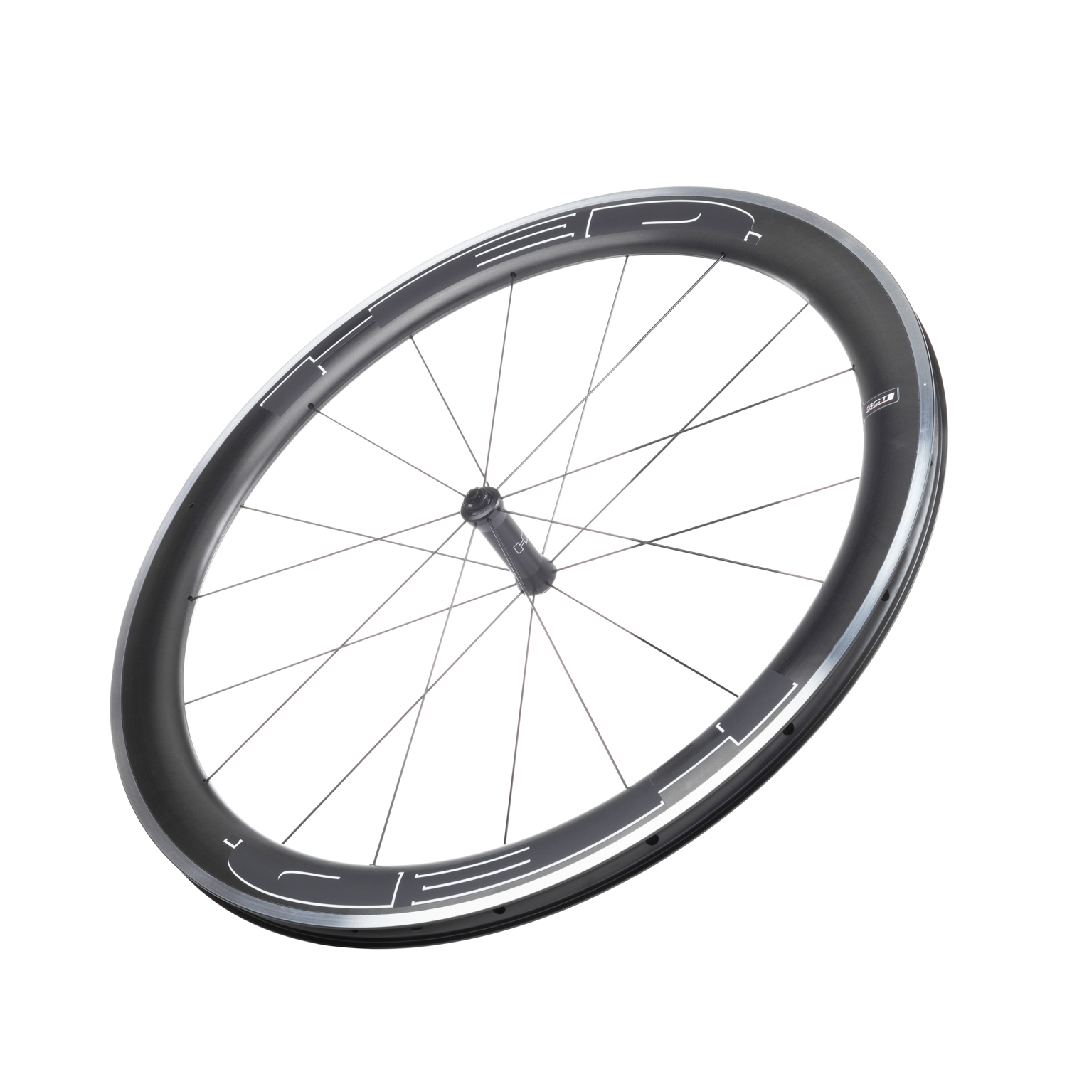HED Jet 5 Plus Wheelset - Black