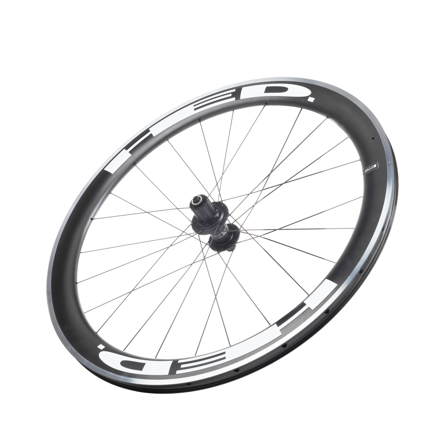 HED Jet 5 Plus Wheelset - White