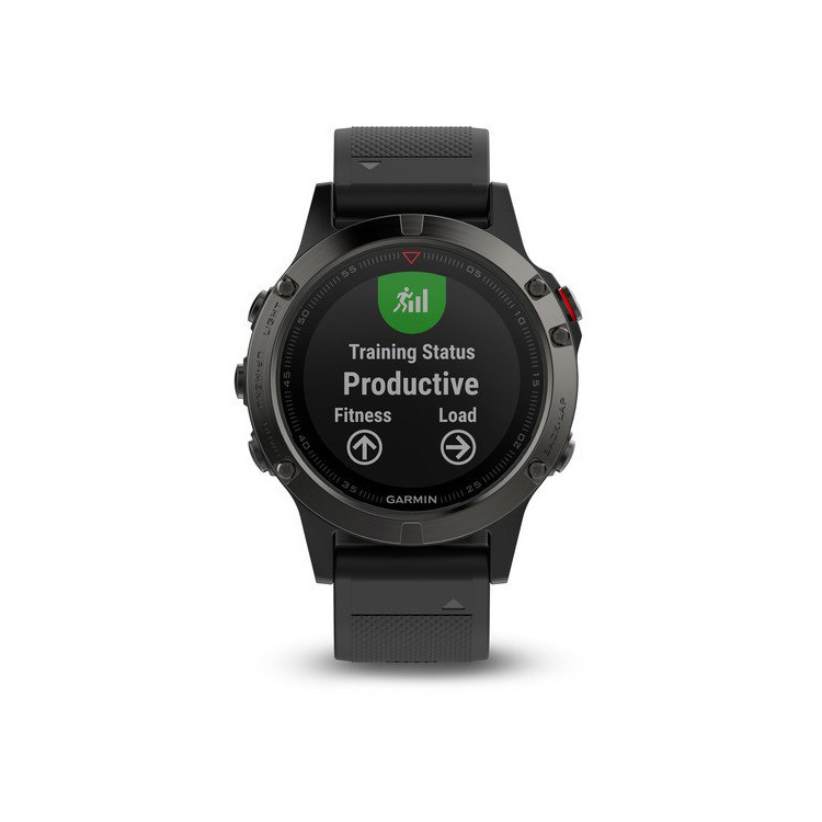 Garmin Fenix 5 - Slate Gray w/ Black Band