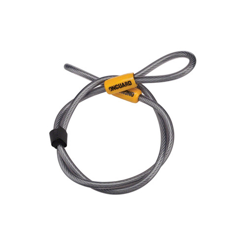"OnGuard Akita Cable for Saddles 21/"" x 5m Gray//Orange"