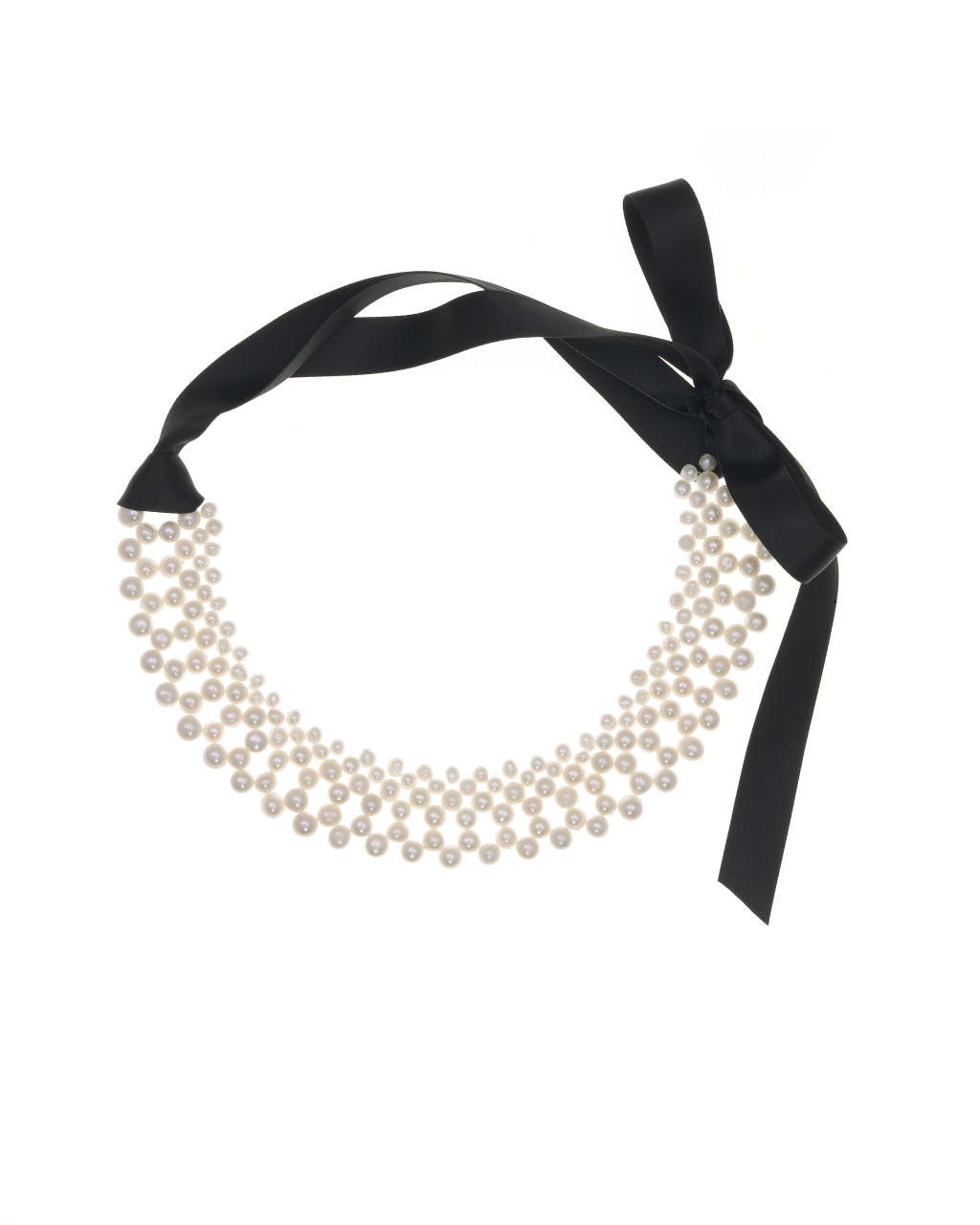 Pearl Collar Necklace Rbg Style Pearls