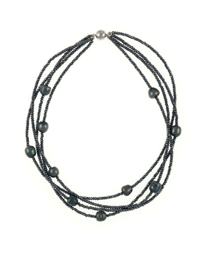 All Our Demi Fine Pearl Necklaces In 1 Place