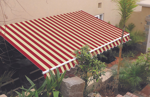 GR 660 Open Awning by Baahir