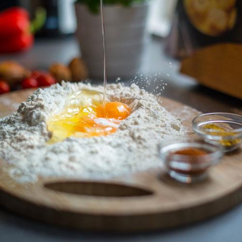 mixes&flour