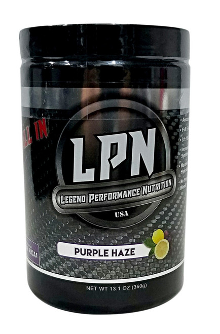 All In -  (Purple Haze) 13.1 oz  Order Now!