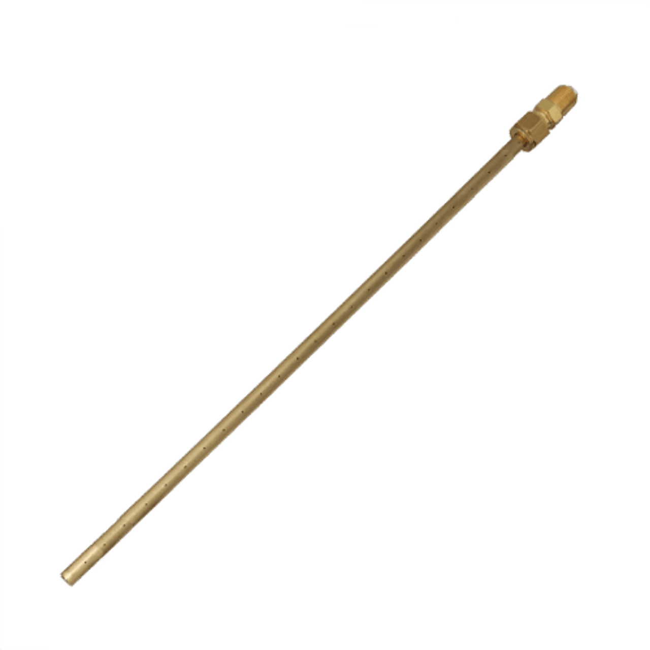 Brass Air Tube (for use with Nuclestat ionizing bars)