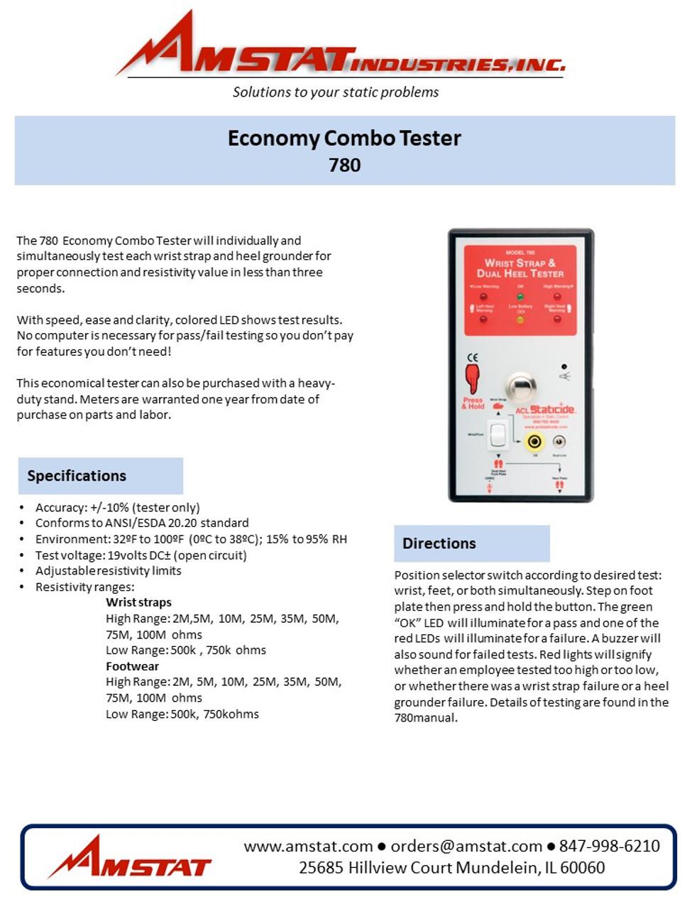 Economy Combo Tester
