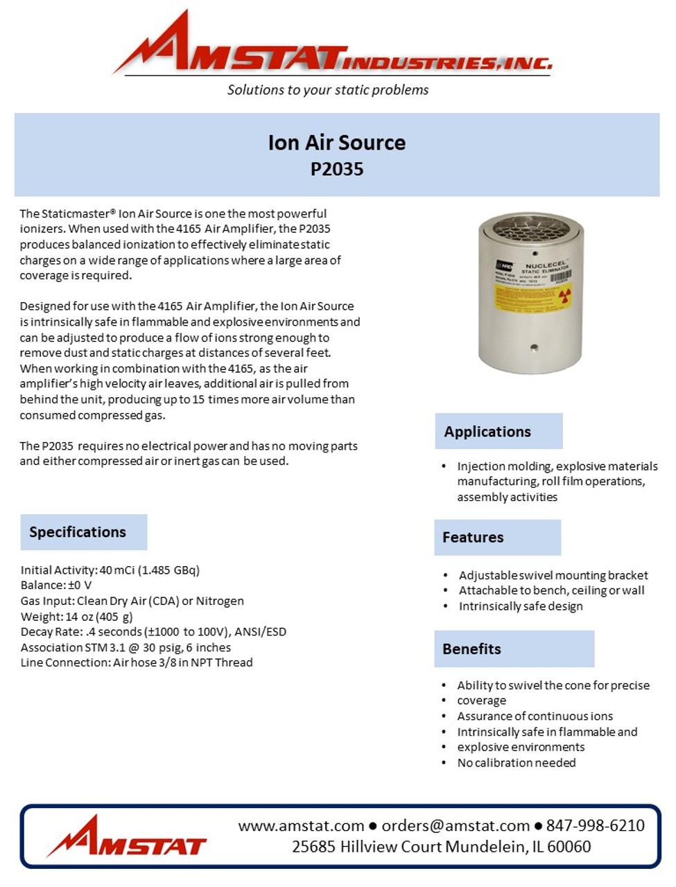 Ion Air Source