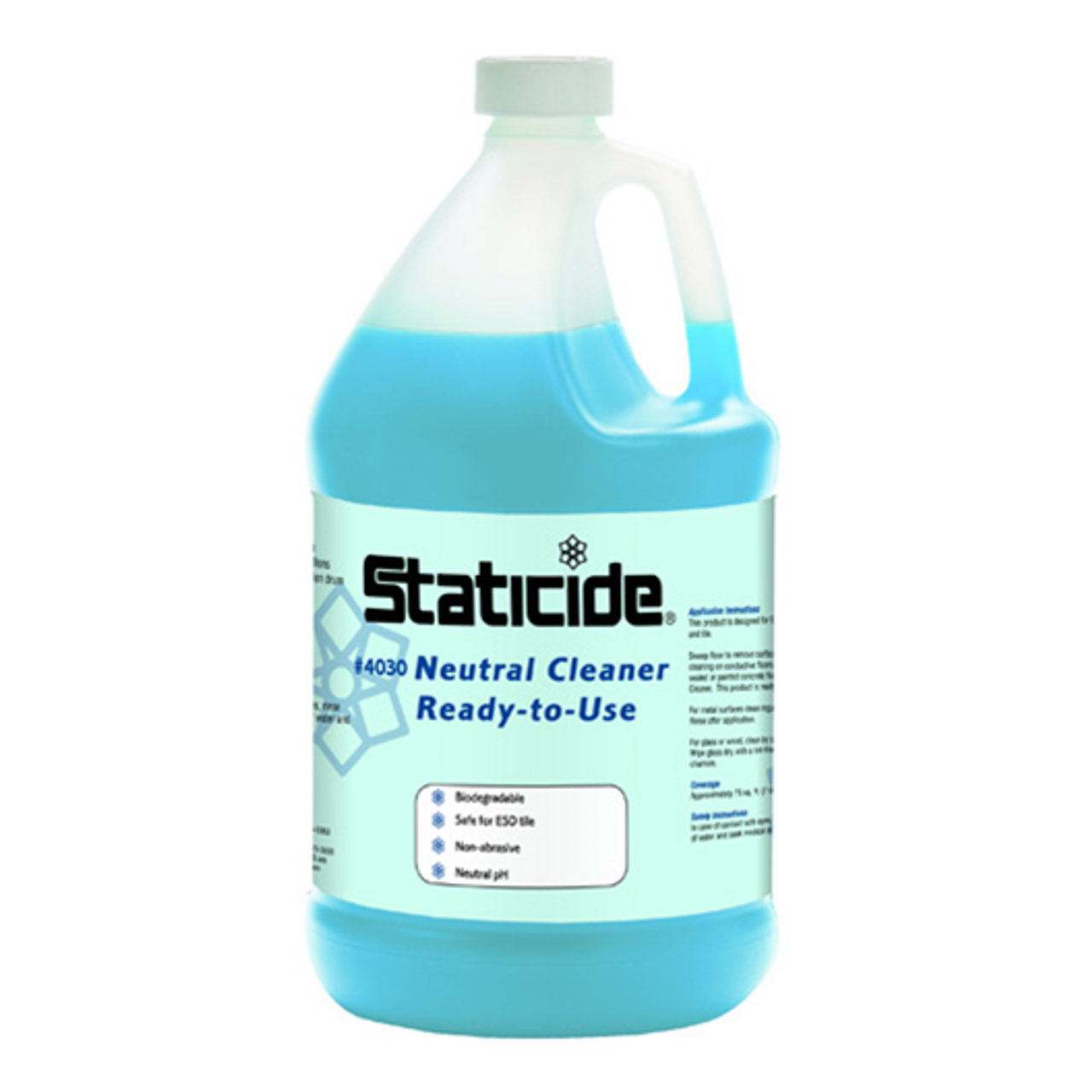 Staticide Neutral Cleaner Ready-to-Use